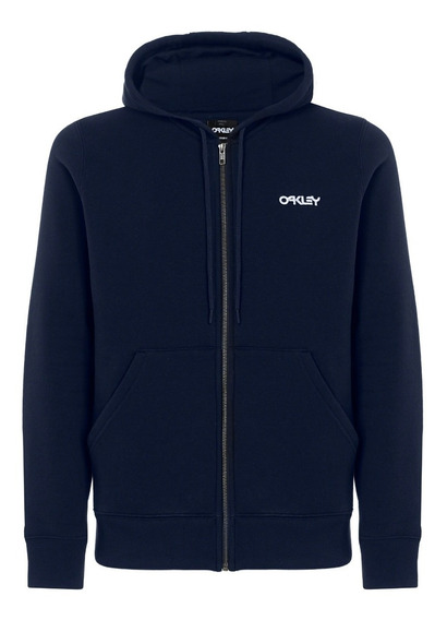 Campera Oakley Street Logo Fz Fleece