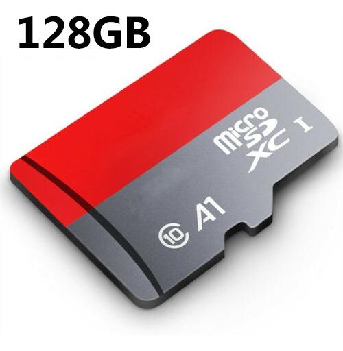 Cart?o De Memoria Micro Sd Sdhc Sdxc Class10 128gb