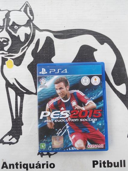 Pes 2015 Original Playstation 3