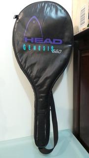 Raquete De Tênis Head Modelo Genesis 660 Excelente Estado!!