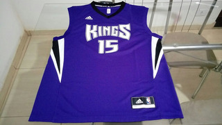 Camisa Regata adidas Nba Kings Cousins 15 Oficial
