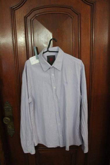 = Roupa Lote Roupa Lote 677 Homem Camisa Social Longa Polo W