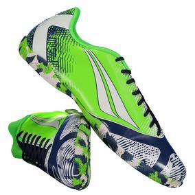 Chuteira Penalty Victoria Rx 2 Vib Futsal Verde