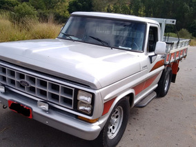 Ford F-1000 4.3 Xlt 4x4 2p