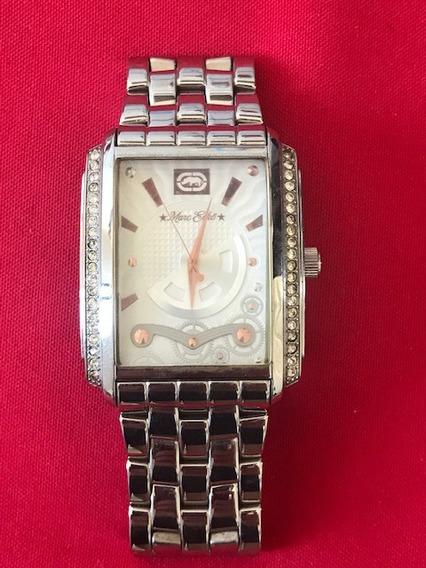 Relógio Masculino Marc Ecko E15068g1 - Original - Aço Inoxidável