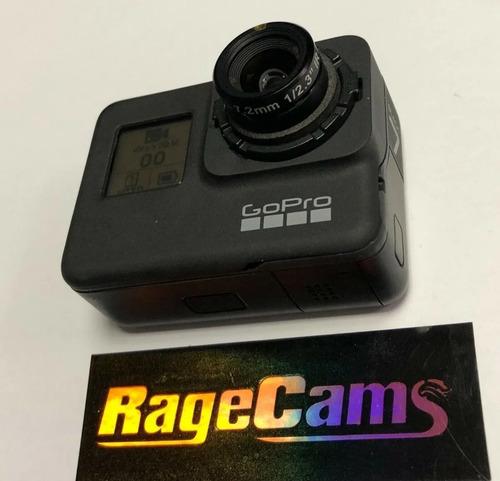 Imagen 1 de 1 de Gopro Hero7 Black Modified Ir Full Spectrum Infrared Ghost
