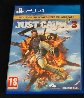 Just Cause 3 (incluido The Weaponized Vehicle Pack)