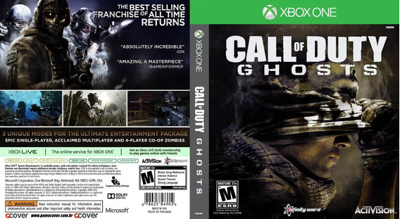 Unlock All Ghosts Xbox One