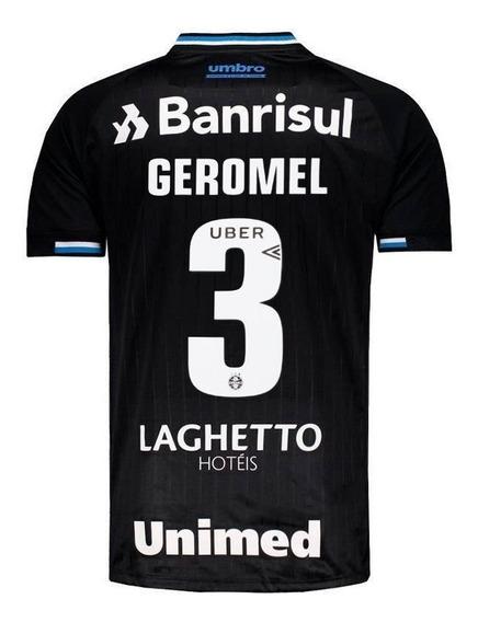 Camisa Umbro Grêmio Iii 2018 3 Geromel