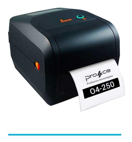 Impressora De Etiquetas Argox O4-250 Usb Serial E Ethernet