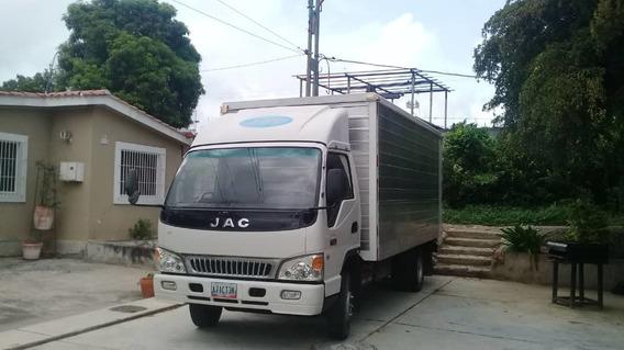 Camion Jac 1061 Cava
