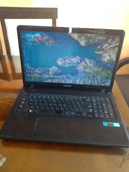 Computador Samsung 8 Gb I7 Tela 17