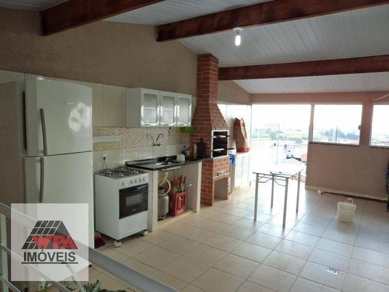Casa À Venda, 267 M² Por R$ 560.000,00 - Jardim Boer Ii - Americana/sp - Ca2327