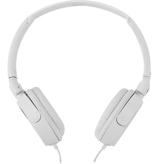 Headphone Fone De Ouvido Fortrek Hpf501 Branco Nf Garantia