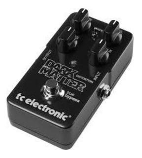 Pedal Guitarra Tc Electronic Dark Matter Distortion