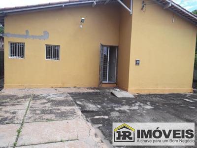 Casa Para Locação Em Teresina, Santa Isabel, 4 Dormitórios, 2 Suítes, 3 Banheiros, 2 Vagas - 1426