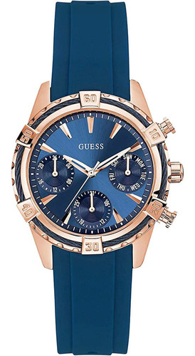 Relógio Guess Feminino Silicone 92552lpgsru3