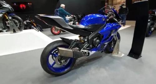 2020 Yzf-r6 Yamaha Moto Nuevo