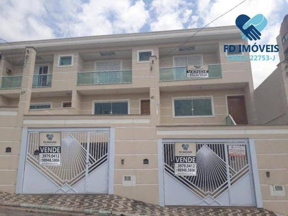 Sobrado Com 3 Dormitórios À Venda, 200 M² Por R$ 750.000 - Vila Pereira Barreto - São Paulo/sp - So0051