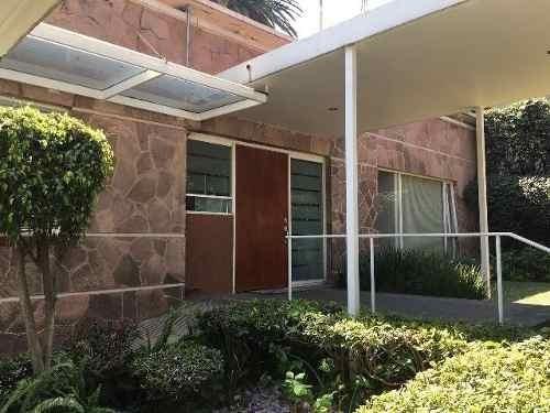 Casa Con Uso De Suelo En Venta, Sierra Nevada, Lomas De Chapultepec.