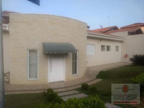 Imagem 1 de 21 de Lindo Imóvel No Condomínio Sartorelli Em Iperó Sp - Ca2240