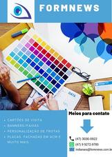Formnews Gráfica E Comunicação Visual.