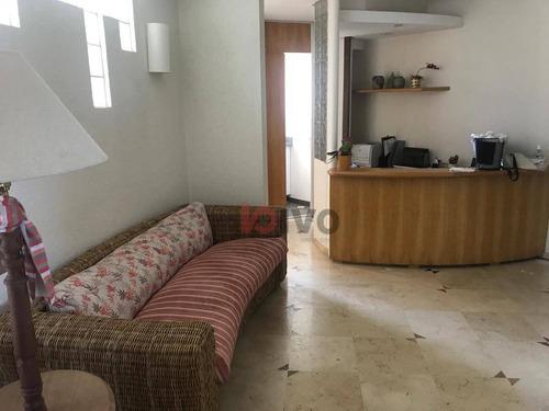 Imagem 1 de 14 de Conjunto  76 M² Úteis R$ 850.000 - Vila Clementino - Sp - Cj0297