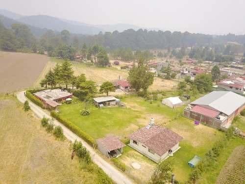 Terreno En Venta Para Desarrollo En Valle De Bravo