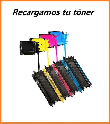 Recarga Cartucho Toner Cf283x 83x 283x Tribunales