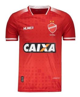 Camisa Numer Vila Nova I 2018 N° 10 Oficial