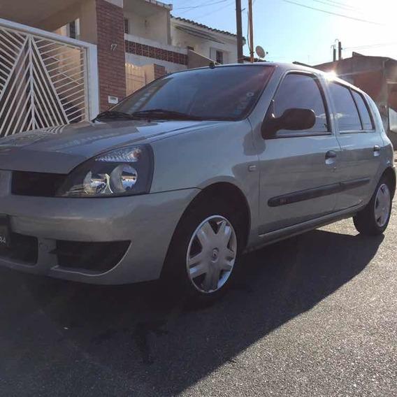Renault Clio 1.0 16v Campus Hi-flex 5p 2009