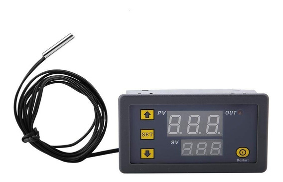 Termostato Digital Programable W3230 12v -55 A 120°