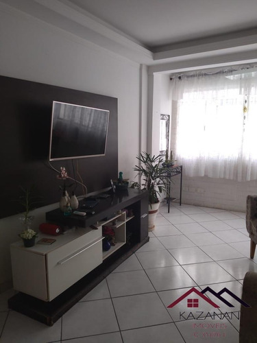 Imagem 1 de 9 de 2 Dormitórios Dep Empregada, Ponta Da Praia . - 3990