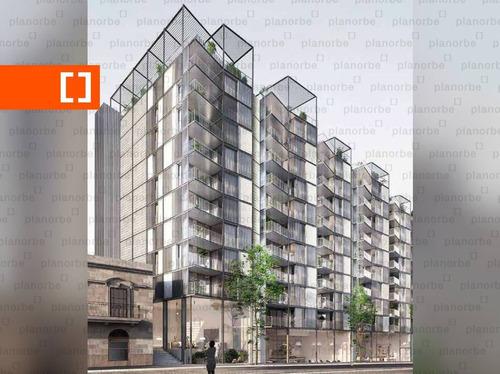 Venta De Apartamento Obra Construcción 1 Dormitorio En Centro, Alma Duç Unidad 705