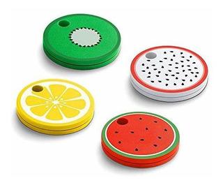 Chipolo Classic Fruit Edition 4 Pack - Buscador De Teclas Bl