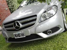 Mercedes Benz B200 Blue Efficiency