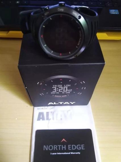 Relógio North Edge Altay 2ª G Novo Na Caixa