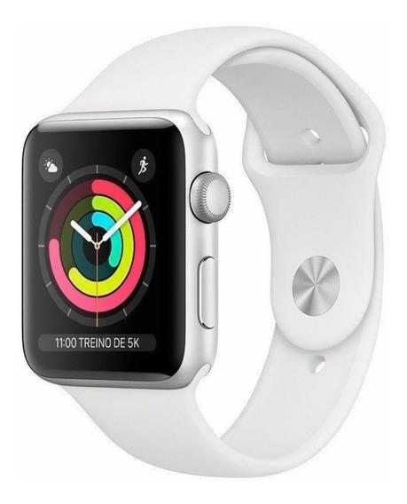Relógio Apple Watch Série 3 38mm Lacrado Original Garantia