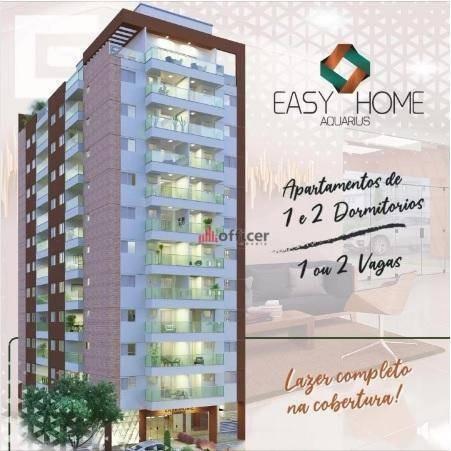 Imagem 1 de 12 de Apartamento Com 2 Dormitórios À Venda, 75 M² Por R$ 569.680,00 - Jardim Aquarius - São José Dos Campos/sp - Ap0794