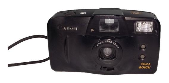 Camera Canon Prima Quick 32 Mm No Estado
