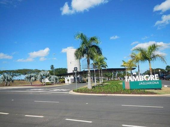 Vendo Urgente - (est. Permuta Ou Kitinet) - Terreno Cond. Residencial Tamboré Jaguariúna Sp. - Te3880