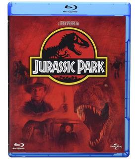Jurassic Park Parque Jurasico Pelicula Blu-ray