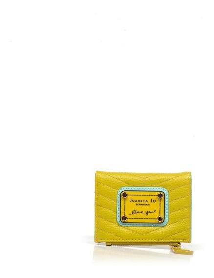 Billetera Juanita Jo Mini Brand (lima - 30044 )