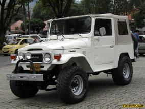 Toyota Fj Fj40