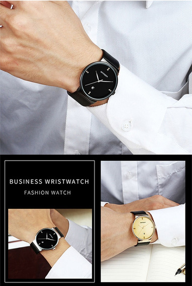 Relógio Importado Original Masculino Elegante Casual