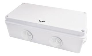 Caja Estanca Electrica 200x100x70 - Lexo- Ferroconstru
