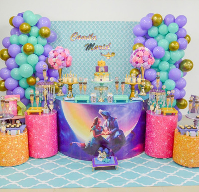 Decoración Para Fiestas Infantil Somos Jl Eventos