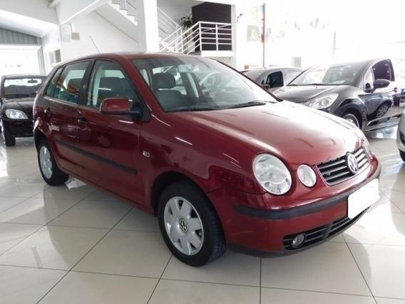 Volkswagen Polo 1.6 Gasolina 2003 Vermelho.