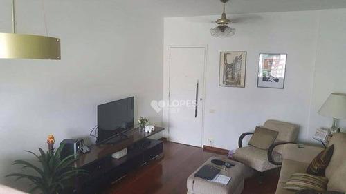 Apartamento Com 3 Quartos, 98 M² Por R$ 800.000 - Icaraí - Niterói/rj - Ap20804