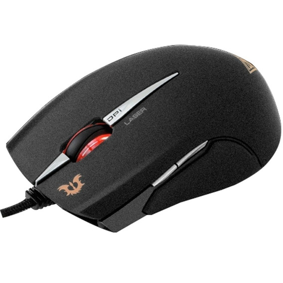 Mouse Gamer Erebos Óptico 8200 Dpi 64k Usb Gms7100 Gamdias